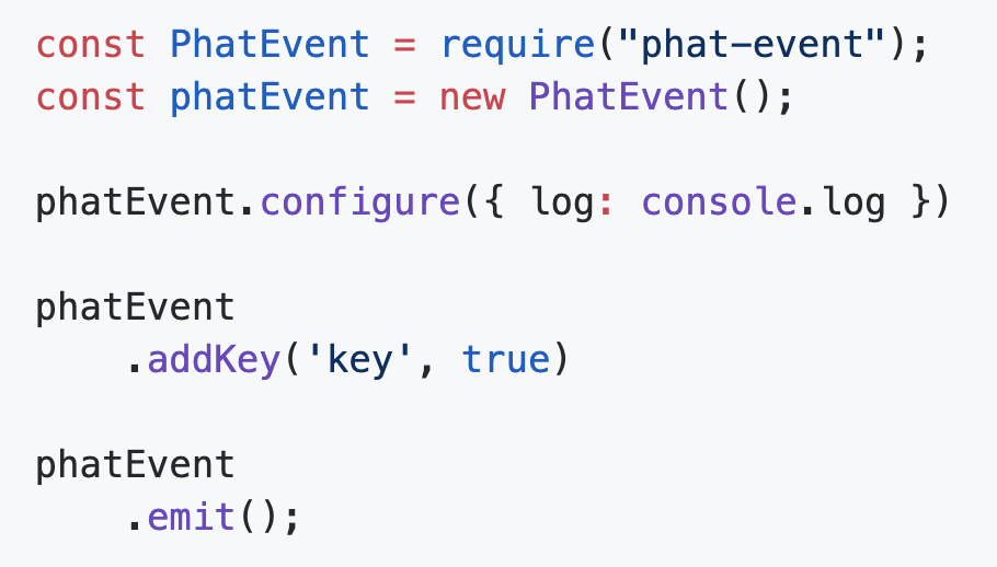 Instrumenting With Phat Logs
