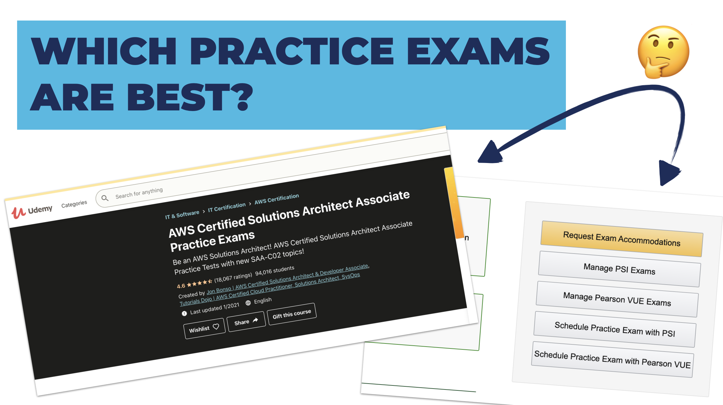 Which Practice Exams Are Best?